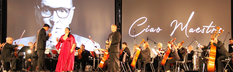 Il Grande Cinema in concerto Ostia Antica