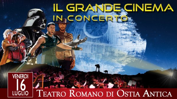 Il Grande Cinema in Concerto