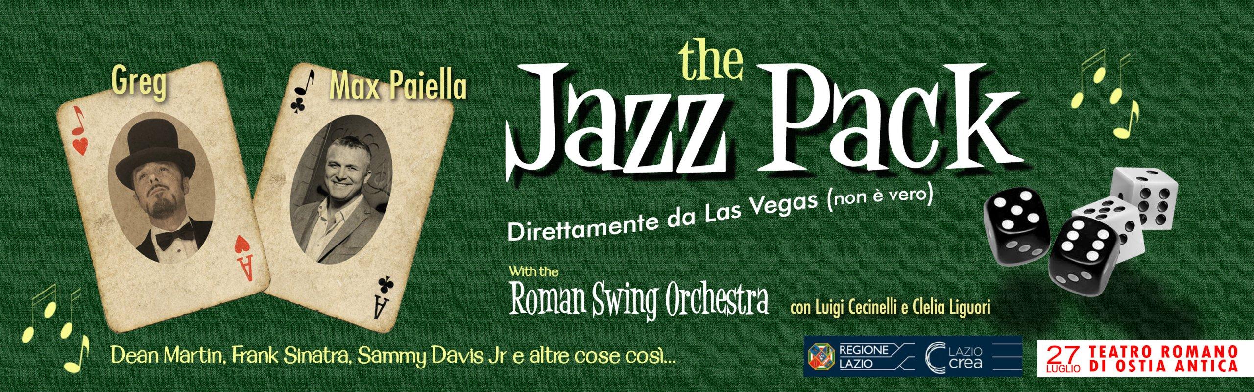 The Jazz Pack Greg Max Paiella